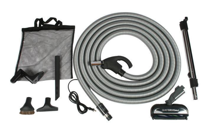 Cen Tec Central Vacuum Kits